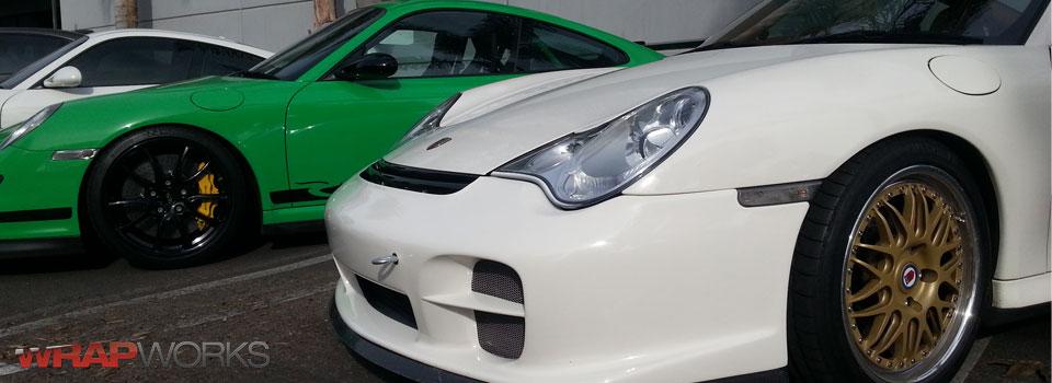 Porsche 911 Clear Bra