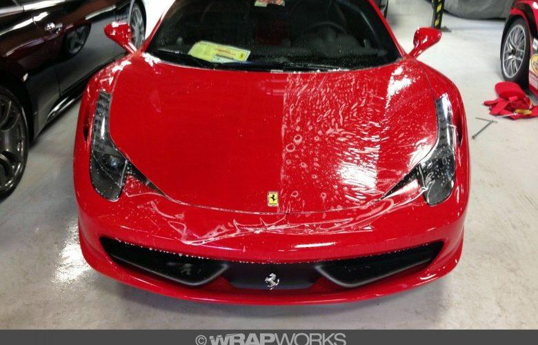 Ferrari-458-Clear-Bra