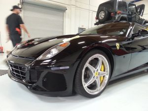 ferrari-paint-protection-film